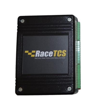 RaceTCS - system kontroli trakcji