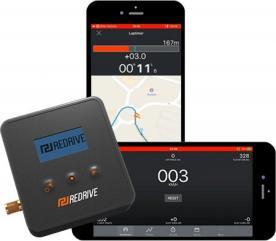 ReDrive 20Hz laptimer - pomiar czasu przejazdu